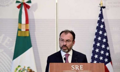 Le Mexique va réévaluer sa relation avec les États-Unis