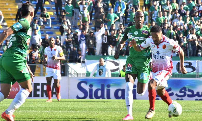 Le WAC hérite d'Al Ahli Tripoli,  le Raja affronte un club libanais