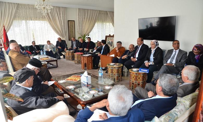 Le Chef du gouvernement appelle les partis politiques et les organisations syndicales à la mobilisation pour la défense de l'intégrité territoriale du Royaume