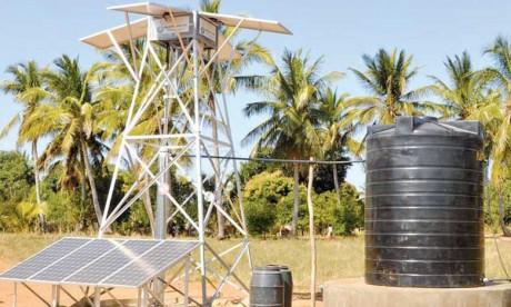 Les systèmes d'irrigation à énergie solaire sont en mesure de réduire de plus de 95% les émissions de gaz à effet de serre comparativement aux réseaux électriques fonctionnant aux combustibles fossiles.  Ph. DR