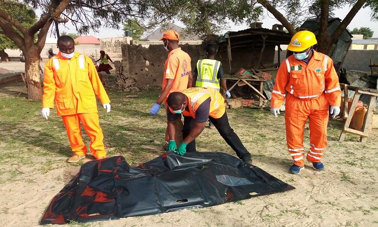 Quatre morts dans un assaut de Boko Haram sur Maiduguri