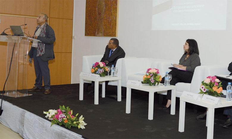 Les 3es Journées internationales de macroéconomie et de finance ont eu lieu hier à  Rabat.
