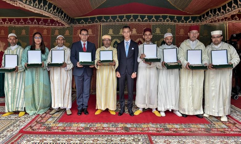 S.A.R. le Prince Héritier Moulay El Hassan préside à Meknès l'ouverture de la 13e édition du Salon international de l'agriculture au Maroc