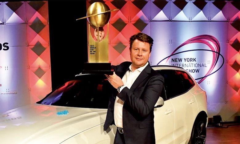 Les récompenses décernées aux XC40 et XC60 succèdent au prix décerné à Hakan Samuelsson,  élu Personnalité automobile de l'année 2018.