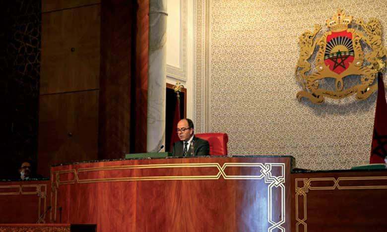 La Chambre des conseillers dresse sa feuille de route pour la session de printemps