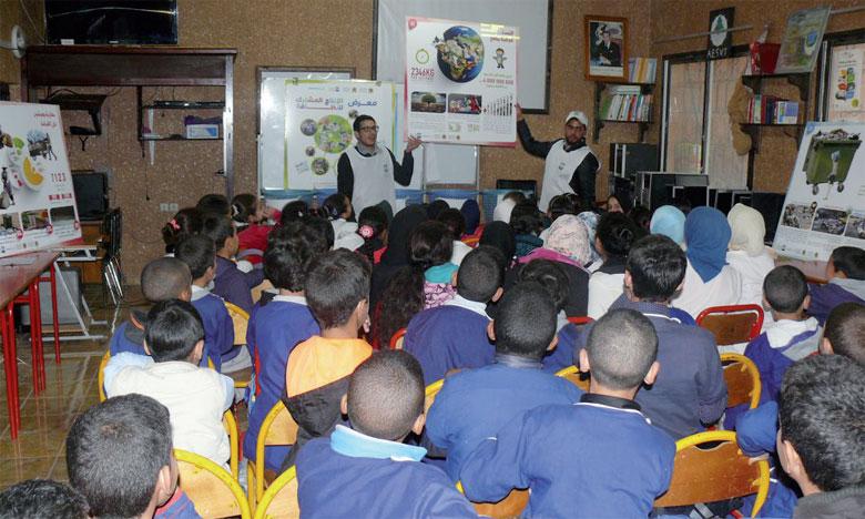 L'Association des enseignants  des sciences de la vie et de la Terre organise les journées printanières