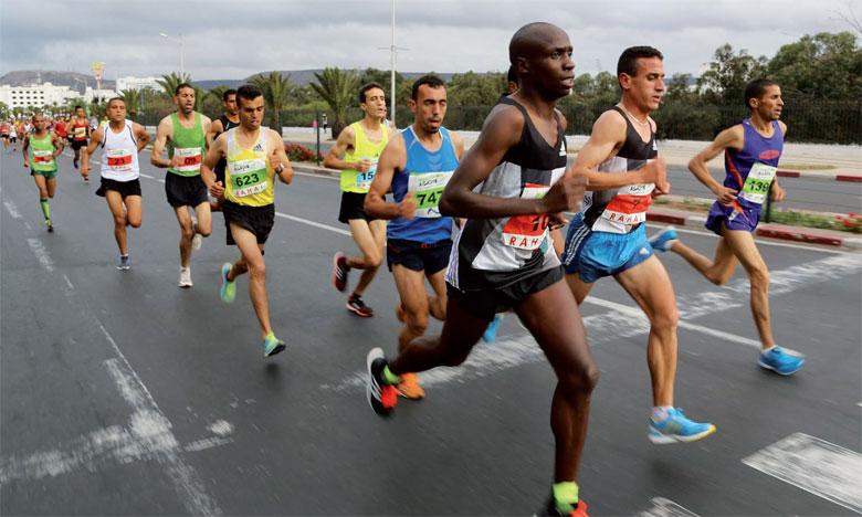 la sixième édition du Marathon vert d'Agadir devrait attirer des participants originaires de 12 pays.