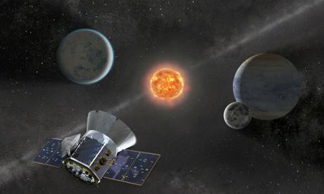 La Nasa part à la chasse de planètes potentiellement habitables