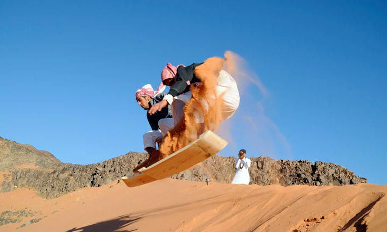 L'Arabie Saoudite lance la construction d'une immense cité de divertissement