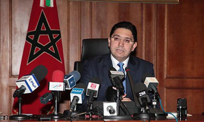 Nasser Bourita : La résolution du CS apporte des précisions, rétablit les vérités et souligne la démarche privilégiée par la Communauté internationale