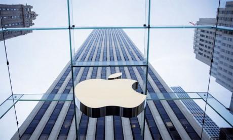 La firme à la pomme a racheté l'équivalent de 23,5 milliards de dollars d'actions sur la période janvier-mars.
