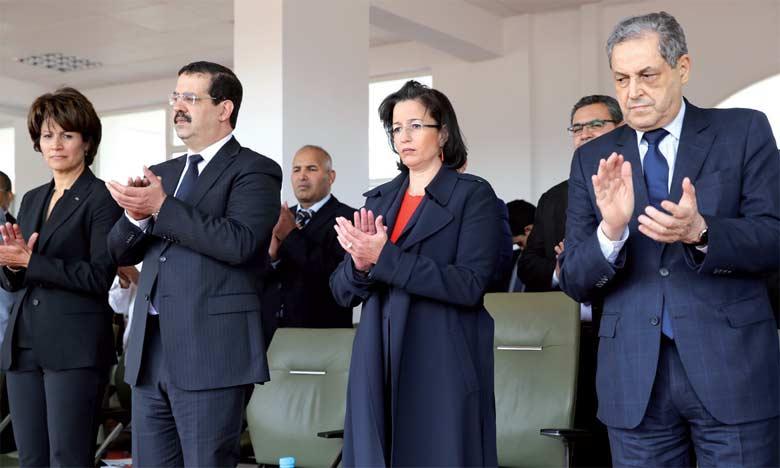 Chrifa Lalla Soumaya El Ouazzani préside à Ifrane la cérémonie d'ouverture des 10es Jeux nationaux de Special Olympics Maroc