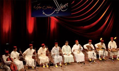 Grand succès de la soirée marocaine de musique andalouse