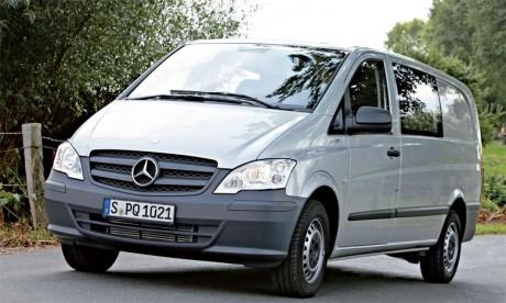 L'agence fédérale de l'automobile KBA avait ordonné la semaine dernière le rappel de près de 5.000 Mercedes Vito.