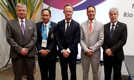 Le Maroc élu à la tête de la Fédération internationale du sport scolaire en Afrique