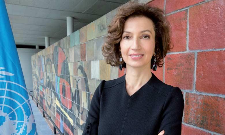 Audrey Azoulay: «L'extrémisme n'est pas un projet de vie. C'est un échec pour l'individu comme pour la société»