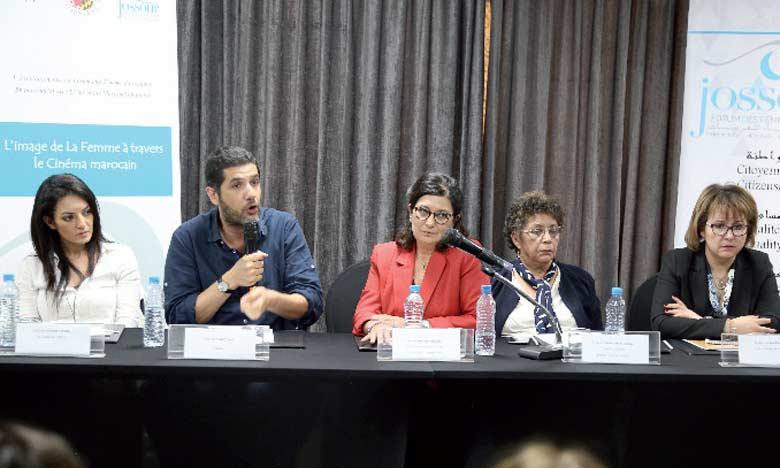 Cette rencontre a été marquée par la présence massive d'acteurs de la société civile qui ont discuté des perspectives et des possibilités d'actions à mener pour changer l'image de la femme dans le cinéma marocain