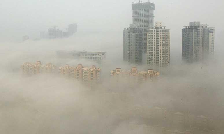Plus de 90% de la population mondiale respire un air ambiant pollué