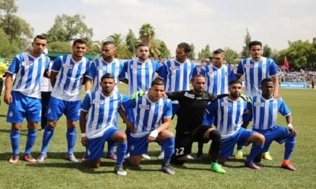 Victoire à domicile de Rapide Oued Zem face au Raja de Casablanca 3-1