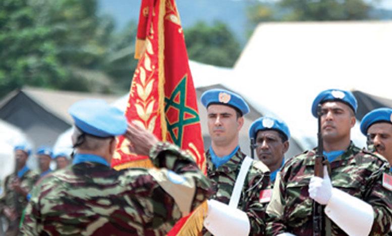 62 ans de dévouement à la défense des intérêts de la nation et la préservation de la paix dans le monde