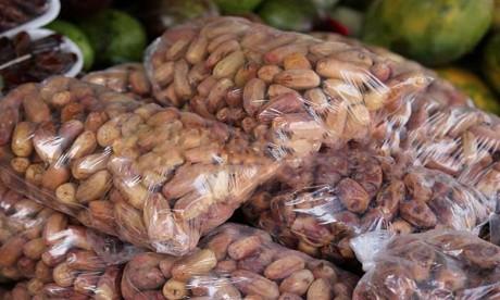 L'ONSSA saisit 14 tonnes de dattes à Marrakech