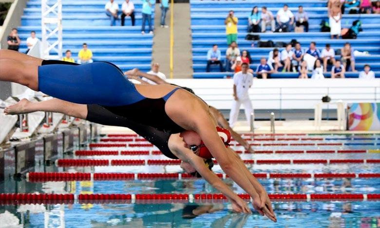 Casablanca abrite les épreuves natation & surf