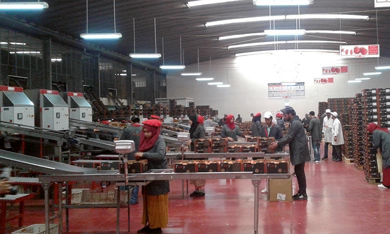 La zone industrielle dédiée à l'agro-industrie s'inscrit dans le cadre de l'accompagnement du secteur privé de la déclinaison régionale du plan d'accélération i