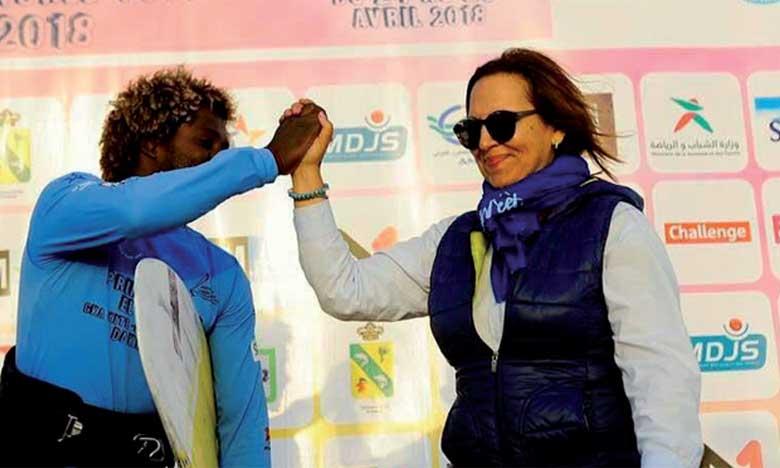 «Grâce au kitesurf, Dakhla est devenue une destination privilégiée par les riders du monde entier»