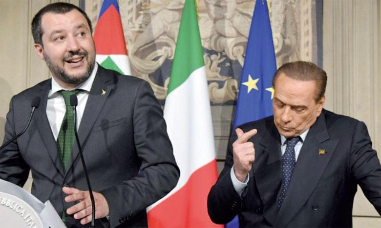 Les partis antisystème espèrent finaliser un accord de gouvernement d'ici dimanche
