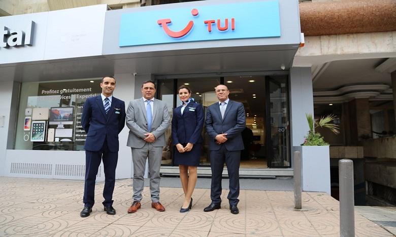 TUI fly ouvre à Casablanca sa première agence de voyages d'Afrique