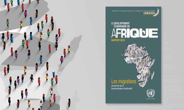 Rapport de la CNUCED : les efforts du Maroc pour l'intégration socioéconomique des migrants mis en avant