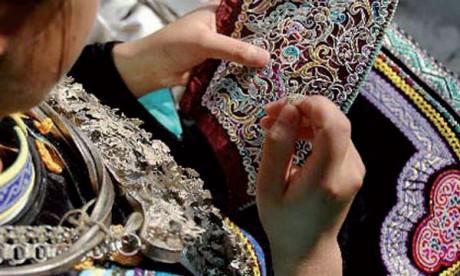 La Foire de l'artisanat de la ville chinoise de Suzhou bat son plein