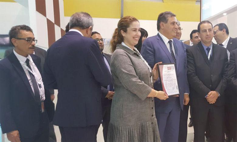 Certification des guichets uniques  de la Direction régionale de l'agriculture