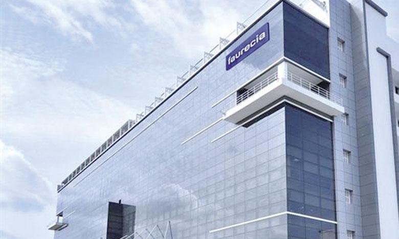 Faurecia prévoit une croissance de ses ventes supérieure à 7% par an  à l'horizon2020.