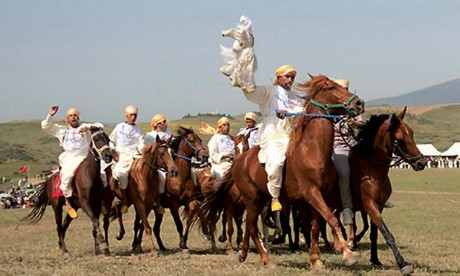 Clôture du Festival «Mata» dédié au patrimoine équestre ancestral