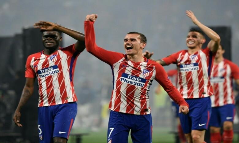 L'Atlético Madrid et Griezmann brisent le rêve de Marseille