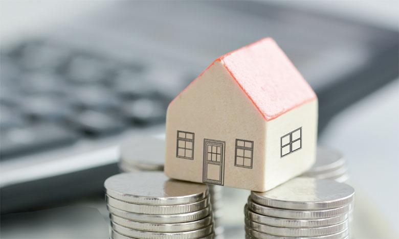 Le crédit immobilier a profité de la tendance à la baisse des taux débiteurs.