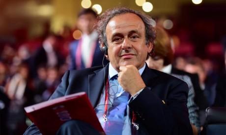 Platini : « J'espère que la Fifa lèvera ma suspension»