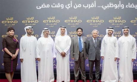 Etihad Airways se renforce  sur le marché marocain