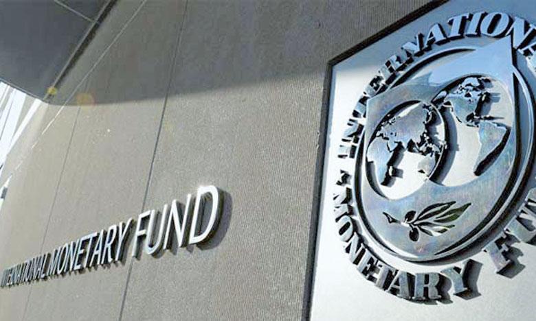 Le FMI table sur une croissance  de 3,4% en 2018