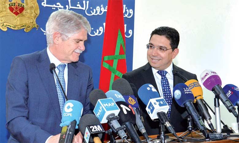 Rabat et Madrid se félicitent de leur coopération exemplaire en matière de lutte contre la migration clandestine et le terrorisme