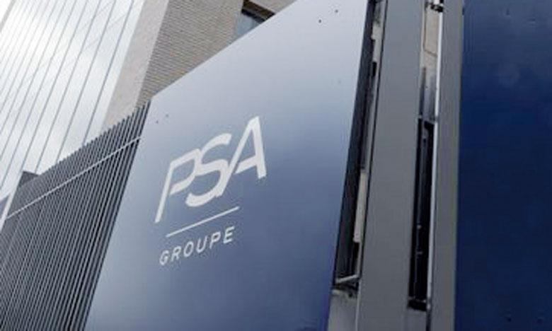 Le groupe PSA accélère sa transformation digitale.