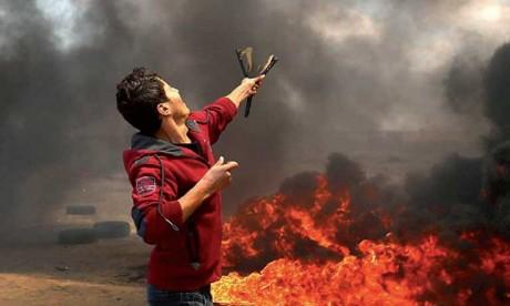 Nouvelles frappes israéliennes contre Gaza, demande d'enquête pour crimes  de guerre et d'apartheid