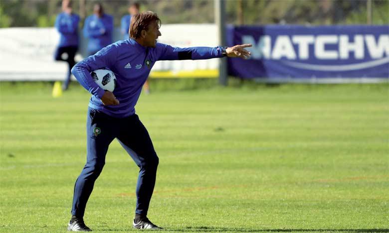 Hervé Renard : «Le seul objectif qui vaille  est de nous qualifier au 2e tour du Mondial»