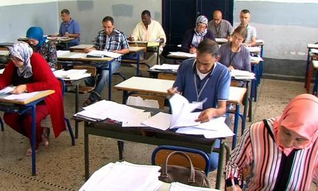 Plus de 90 mille candidats dans la région Casa-Settat