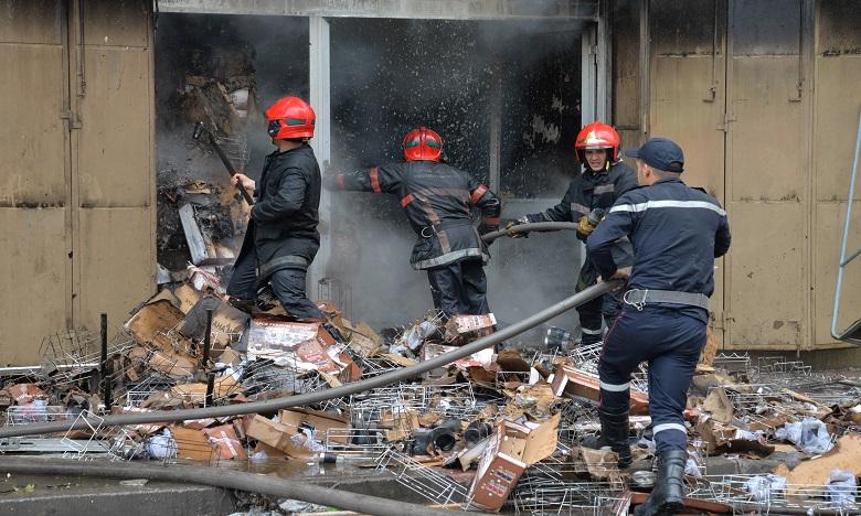 Une femme perd la vie dans un incendie à Casablanca