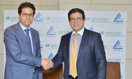 Crédit du Maroc soutient  l'écosystème automobile