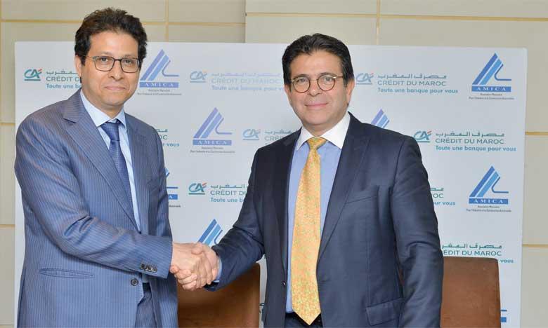 L'accord permet aux membres de l'AMICA de bénéficier de tarifs préférentiels