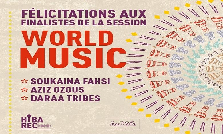 La fondation hiba dévoile les lauréats de la World Music 2018