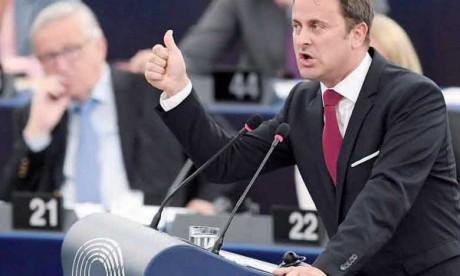 Le Luxembourg rejette le plan  de Bruxelles